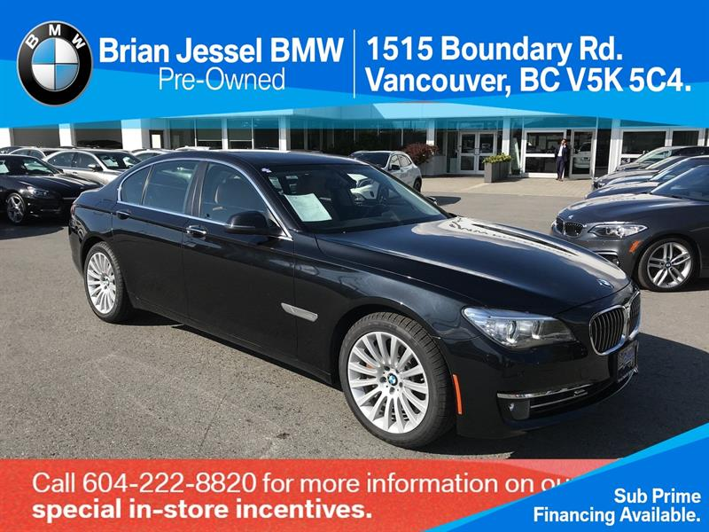 2014 BMW 7 Series 750i xDrive - #BP6885