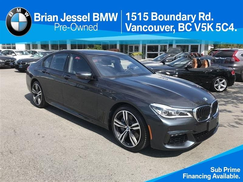 2017 BMW 7 Series 750i xDrive - #BP6833