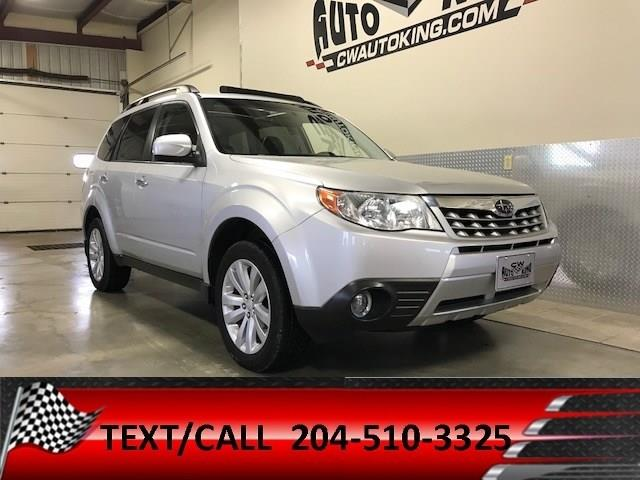 2011 Subaru Forester 2.5 X Limited Package/ Low Kms / Financing #20042303