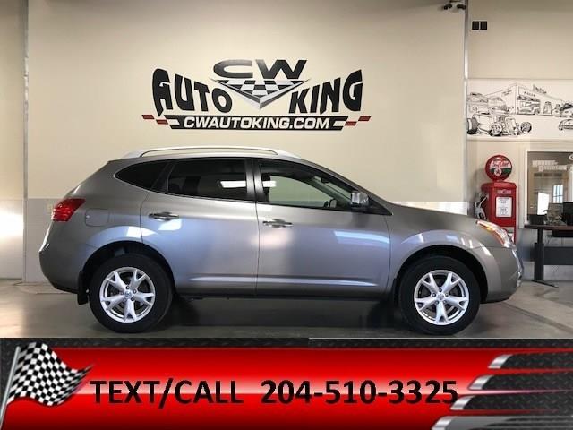 2010 Nissan Rogue SL/  Heated Seats / Sunroof / All Wheel Drive #20042299