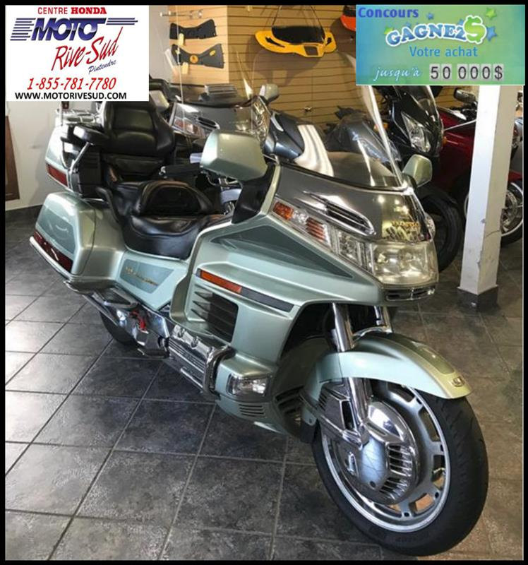 Honda GL 1500 GOLDWING SE 2000