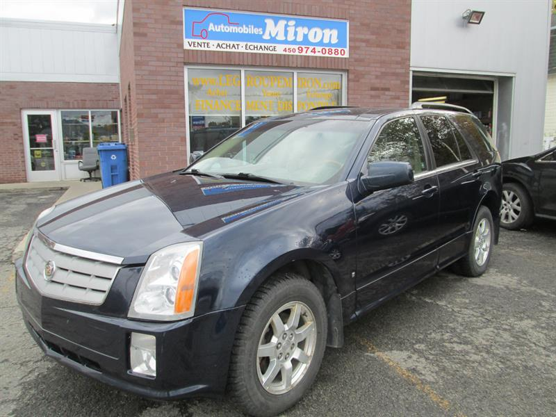 Cadillac SRX 2006 4dr V6 #571018