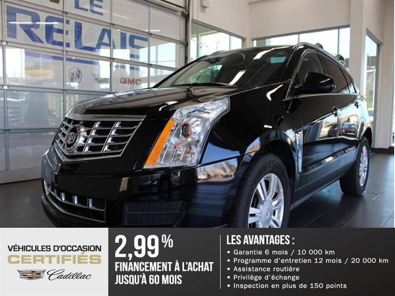 Cadillac SRX 2014 AWD - Luxury - Cuir #82165