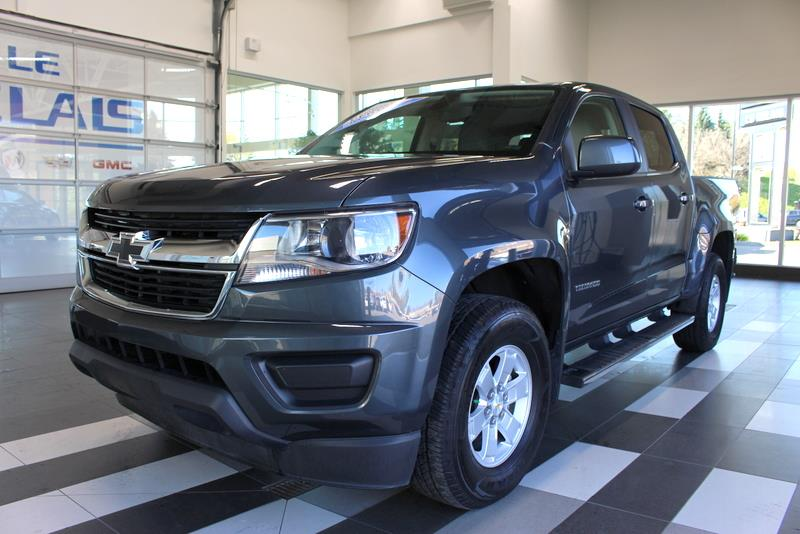 Chevrolet Colorado 2017 2WD Crew Cab 128.3 WT #82161