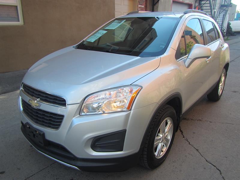 Chevrolet Trax 2013 LT/4WD *TRÈS PROPRE FINANCEMENT $59 SEMAINE #2042 NO ACCIDENT