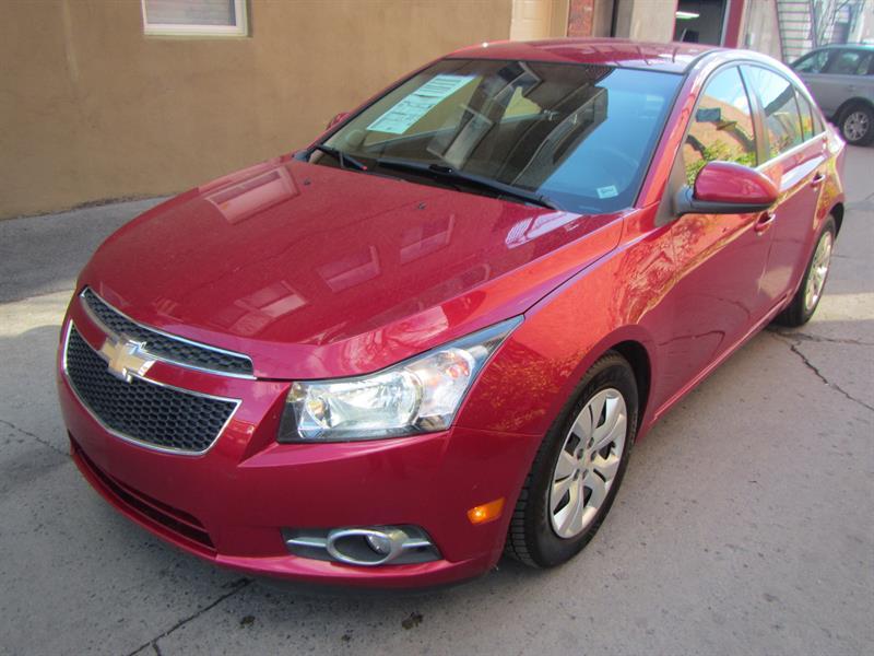 Chevrolet Cruze 2012  LT Turbo/*TRÈS PROPRE*  $49 SEMAINE #2030 NO ACCIDENT