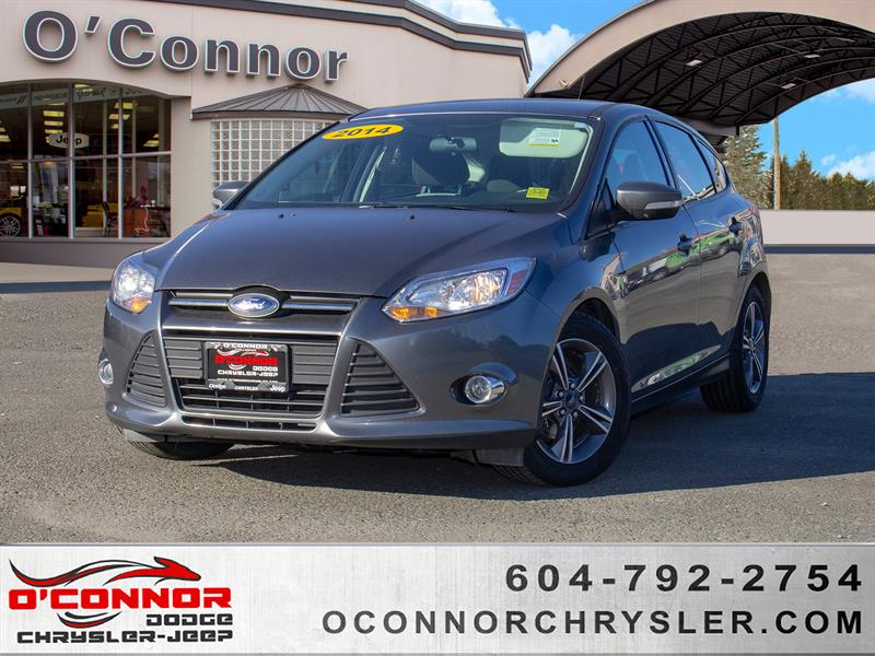 2014 Ford Focus SE #16319A