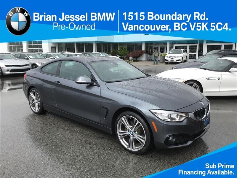 2014 BMW 4 Series 428i xDrive Coupe #BP7037
