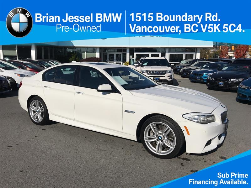2013 BMW 5 Series 535i xDrive (A8) #BP7156