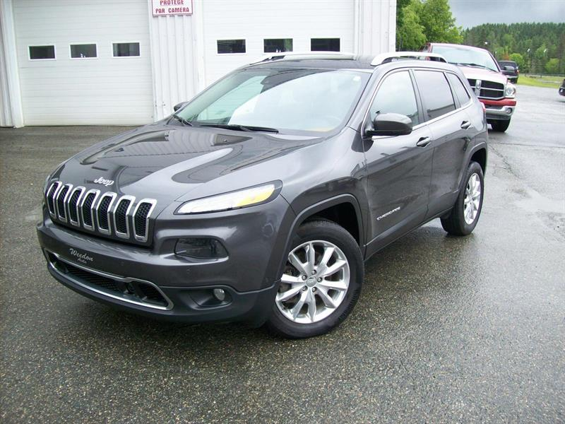 Jeep Cherokee 2016 Limited #K5010A