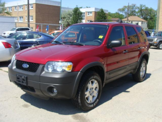 2006 Ford Escape 4x4 XLT #1560