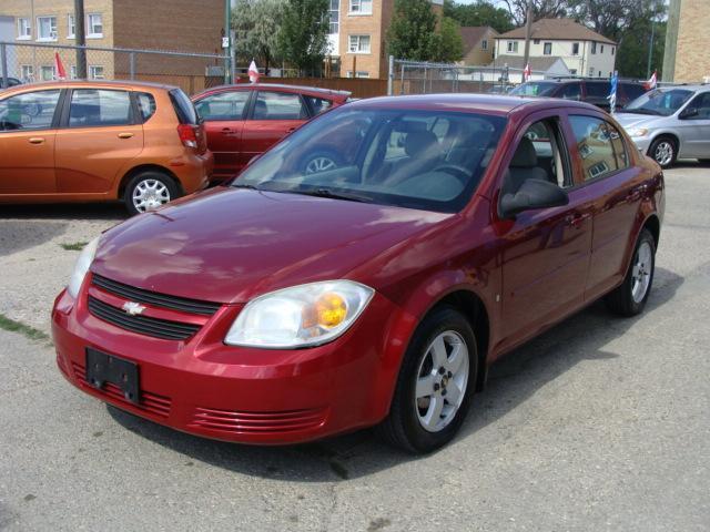 2007 Chevrolet Cobalt LS #1586