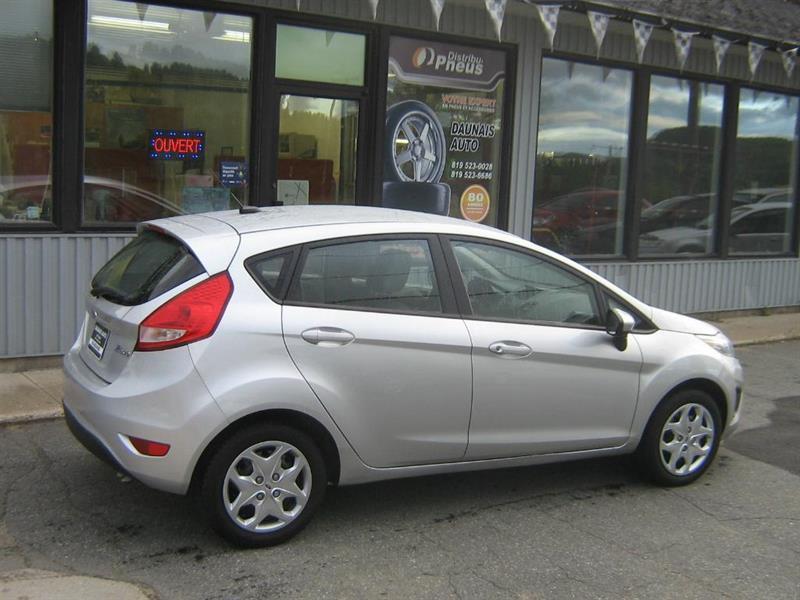 Ford FIESTA 2012 S #15-225