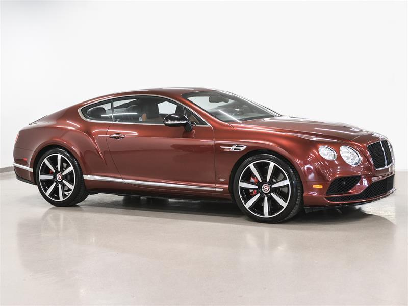 Bentley Continental GT 2016 V8 S #18B291