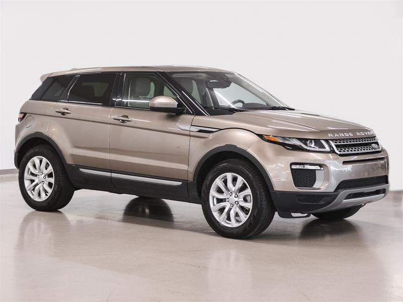 Land Rover Range Rover Evoque 2016 SE @2.9% INTEREST CERTIFIED 6 YEARS 160000KM #P2110