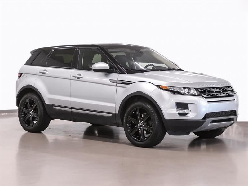 Land Rover Range Rover Evoque 2015 Pure Plus @2.9% INTEREST CERTIFIED 6 YEARS 160000K #18L3701