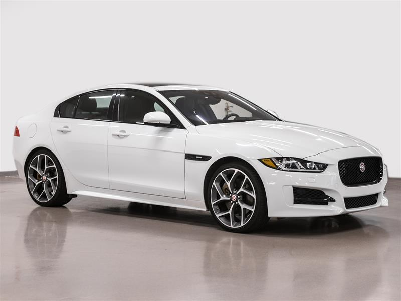 Jaguar XE 2017 3.0L AWD R-Sport @2.9% INTEREST CERTIFIED 6 YEARS  #P2460A