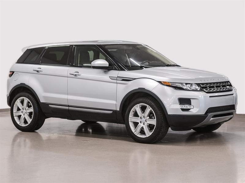 Land Rover Range Rover Evoque 2015 Pure Plus @2.9% INTEREST CERTIFIED 6 YEARS 160000K #18J2291