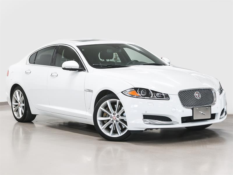 Jaguar XF 2015 3.0L V6 AWD Luxury @1.9% INTEREST CERTIFIED 6 YEAR #P2750