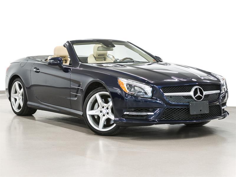 Mercedes-Benz SL550 2013 Roadster winter pricing !BEST VALUE #P2730
