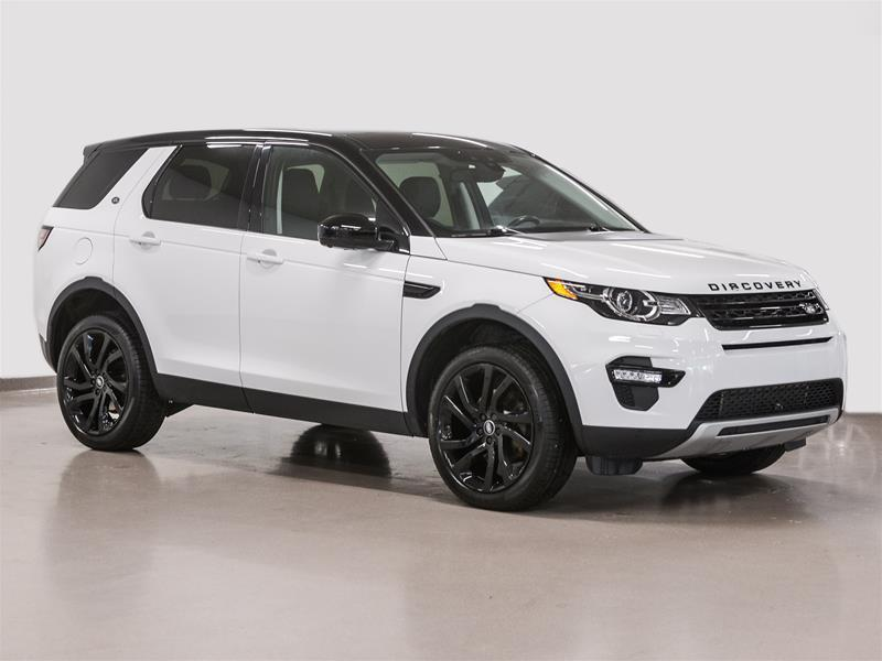 Land Rover Discovery Sport 2015 HSE Luxury @2.9% INTEREST CERTIFIED 6 YEARS 160000 #18L2131