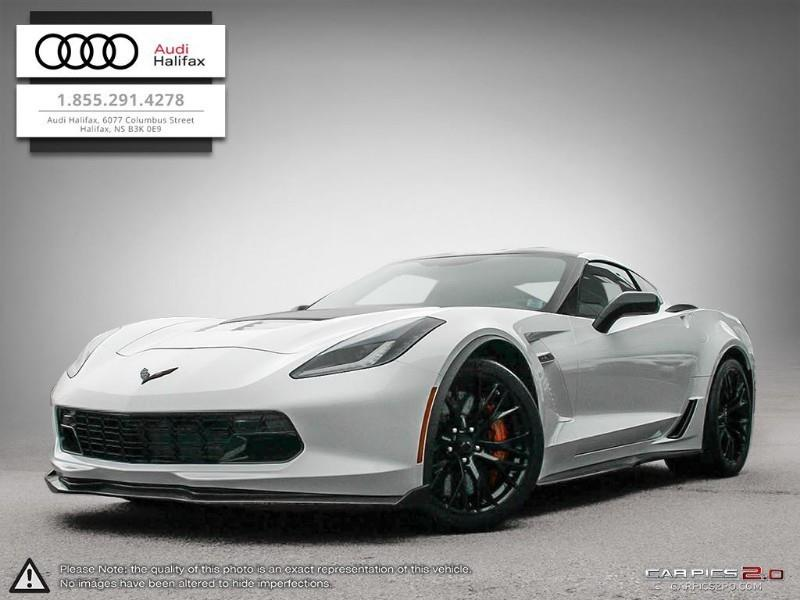 2019 Chevrolet Corvette Z06 w/Z07 Performance pkg Supercharged #PA0536