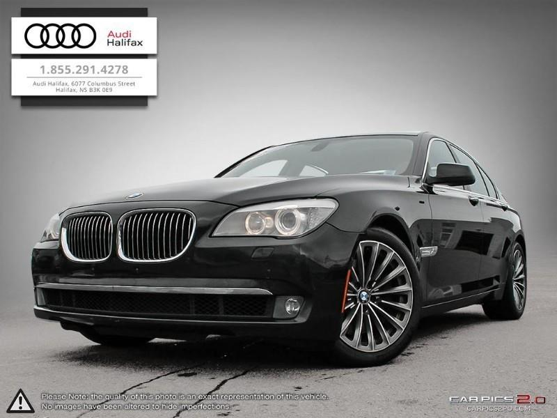 2012 BMW 7 Series 750i xDrive AWD Turbo #A17453T
