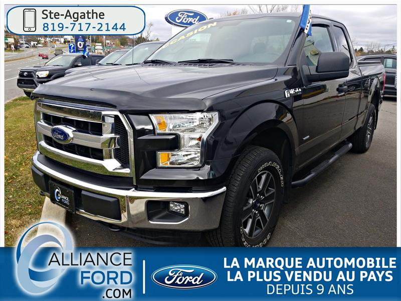 Ford F-150 2015 4WD SuperCab 145 #18518a