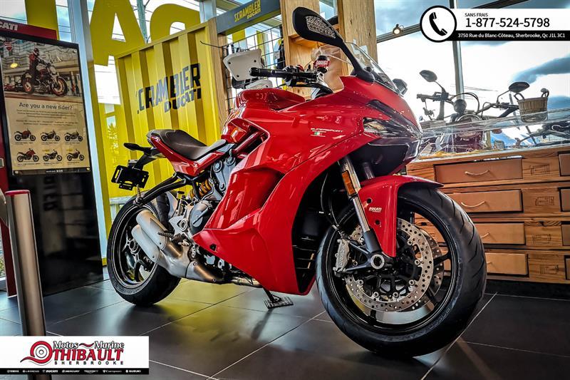 Ducati SuperSport 2018