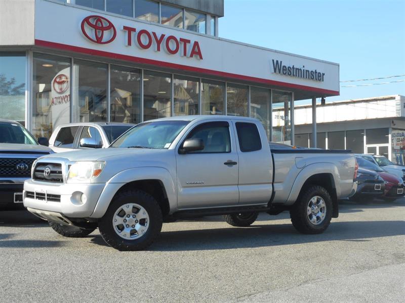 2005 Toyota Tacoma V6 SR5 4x4 Standard Transmission #TT18690B