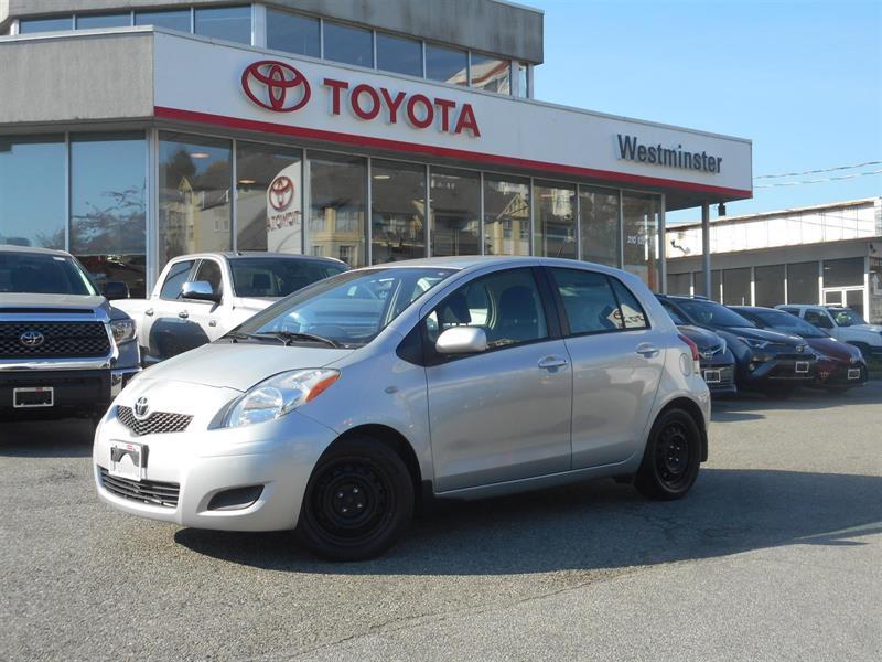 2010 Toyota Yaris LE #P6688T