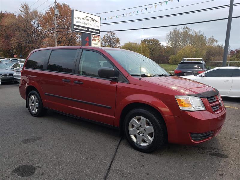 Dodge Grand Caravan 2008 33$* Par Semaine/Financement #95121-2