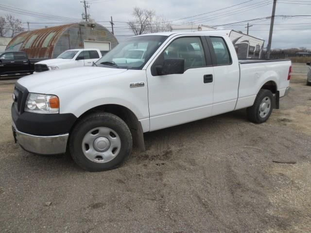 2008 Ford F-150 EXT CAB - LOW KMS #3854