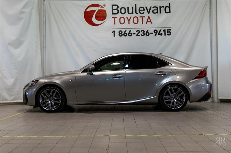 2017 Lexus IS 350 * AWD F-SPORT SERIE3 * #81273B
