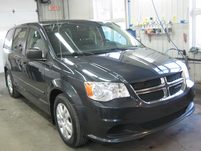 Dodge Grand Caravan 2014 4dr Wgn SE #80549A