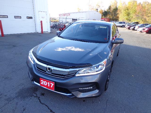 Honda Accord Sedan 2017 4dr I4 CVT EX-L #HA800971A