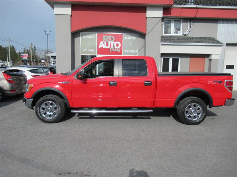 Ford F-150 2011 4WD SuperCrew XTR #10077