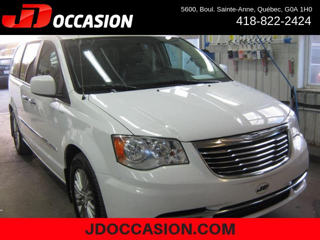 Chrysler Town - Country 2015 4dr Wgn Touring w-Leather #90094A