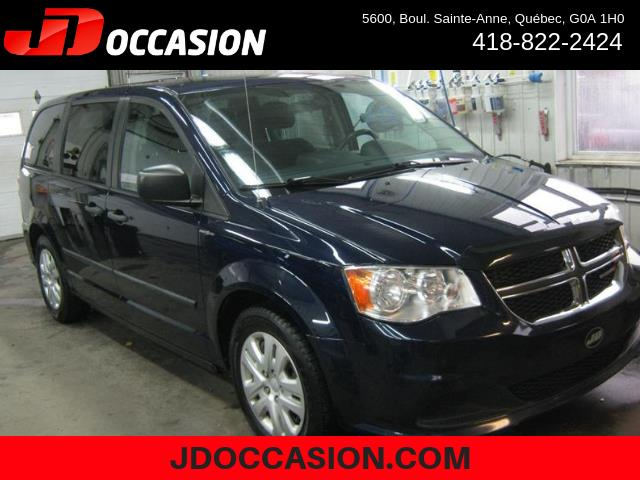 Dodge Grand Caravan 2014 4dr Wgn SE #A4936