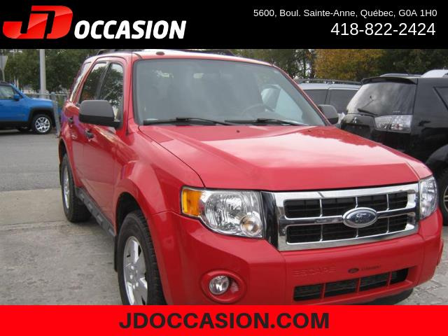 Ford Escape 2009 FWD 4dr I4 XLT #M8179A