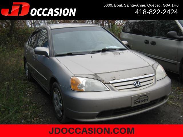 Honda Civic 2002 4dr Sdn LX-G Auto #MI86A
