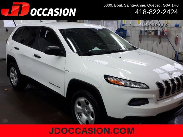 Jeep Cherokee 2015 4WD 4dr Sport #90019A
