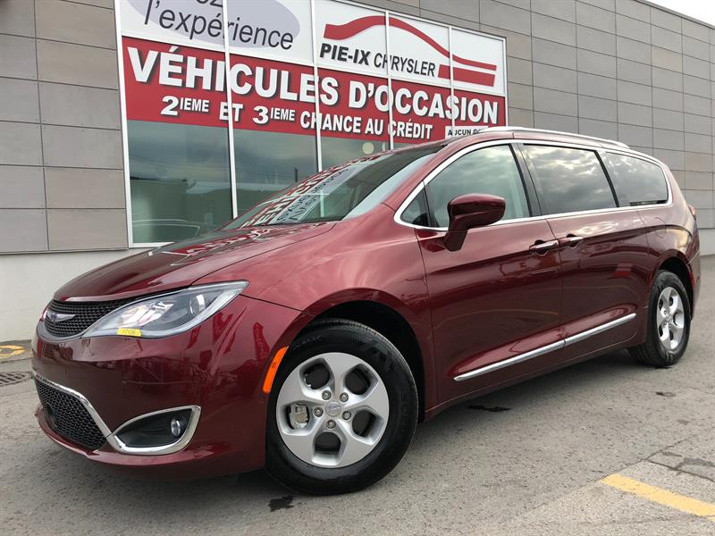 Chrysler Pacifica 2017 4dr Wgn Touring-L Plus+CUIR+DVD+NAV+TOIT PANO+ #17106