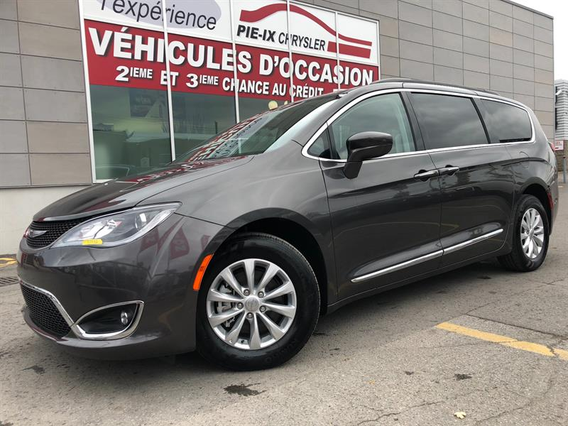 Chrysler Pacifica 2017 4dr Wgn Touring-L+CUIR+CAMÉRA+MAGS #17110