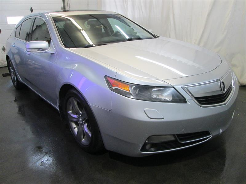 2012 Acura TL SH-AWD #8-0709