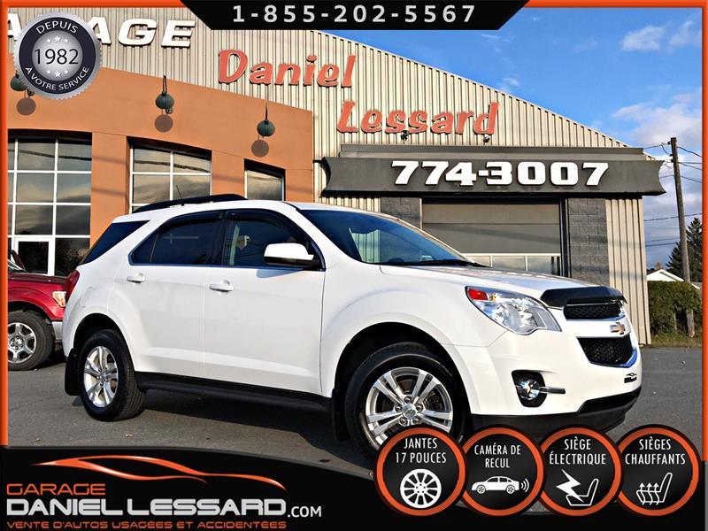 Chevrolet Equinox 2012 1LT TRACTION AVANT, 2.4 L, CAMÉRA ET +++, PRÊT !  #28523