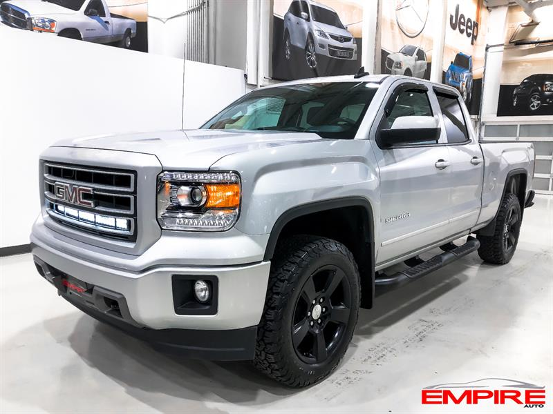 GMC Sierra 1500 2015 ELEVATION MAGS 20 4X4 #A6892