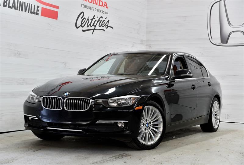 BMW 3 Series 2015 4 Portes 320i Xdrive AWD #U-1348
