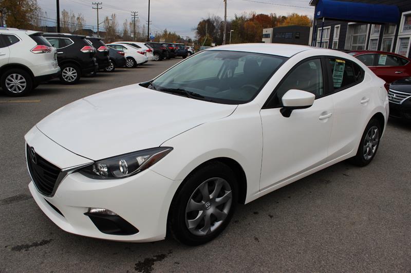Mazda MAZDA3 2015 GX-SKY *A/C* #A4876