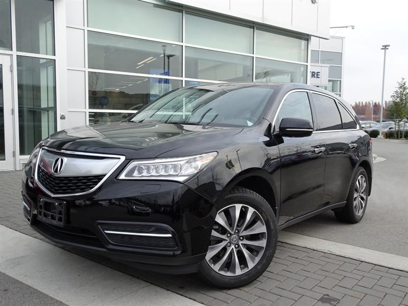 2015 Acura MDX Technology #997155A